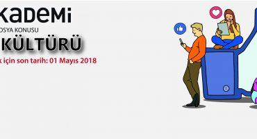 TRT Akademi Ekran Kültürü Sayısı